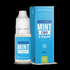 Moroccan Мint – Течност за елeктронна цигара със CBD