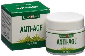 Formula Swiss CBD крем Anti-age